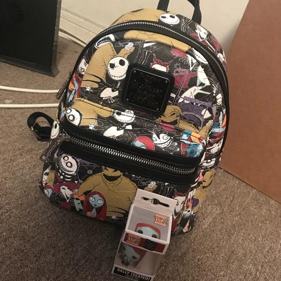 411e55151f3 Disney Handbags - The Nightmare before Christmas mini backpack 🎀
